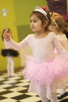 twinkle, twinkle little toes - ballet